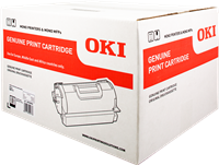 OKI Toner schwarz 45439002 ~36000 Seiten