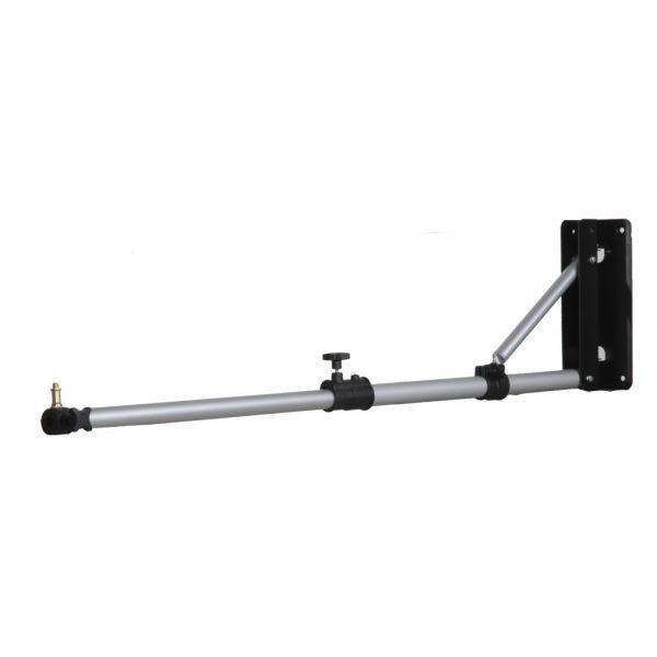Walimex pro Wand-Lampenstativ 70-120cm