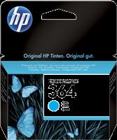 HP Tintenpatrone cyan CB318EE 364 ~300 Seiten 3.5ml