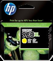 HP Tintenpatrone gelb CD974AE 920 XL ~700 Seiten