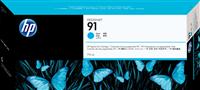 HP Tintenpatrone cyan C9467A 91 775ml