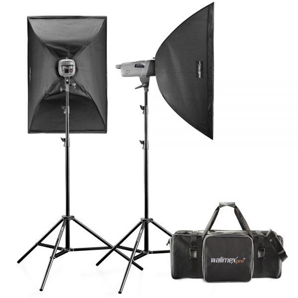 Miglior prezzo walimex pro Studio Set VE 3.3 -