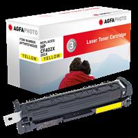 Agfa Photo Toner Gelb APTHPCF402XE ~2300 Seiten Agfa Photo 201X (CF402X)