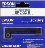 Epson Farbband schwarz C43S015358 ERC-22B longlife