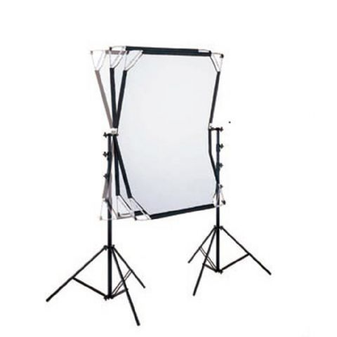 Miglior prezzo Flag Panel Set Silver White -