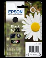 Epson Tintenpatrone schwarz C13T18114012 T1811 ~470 Seiten 11.5ml C13T18114010