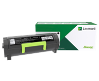 Lexmark Toner Schwarz 60F2H0E ~10000 Seiten Corporate Toner