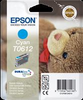 Epson Tintenpatrone cyan C13T06124010 T0612 ~420 Seiten 8ml