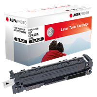 Agfa Photo Toner Schwarz APTHPCF410AE ~2300 Seiten Agfa Photo 410A (CF410A)