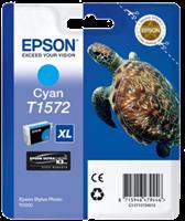 Epson Tintenpatrone cyan C13T15724010 T1572 25.9ml
