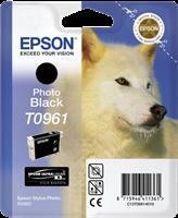 Epson Tintenpatrone schwarz (foto) C13T09614010 T0961 11.4ml