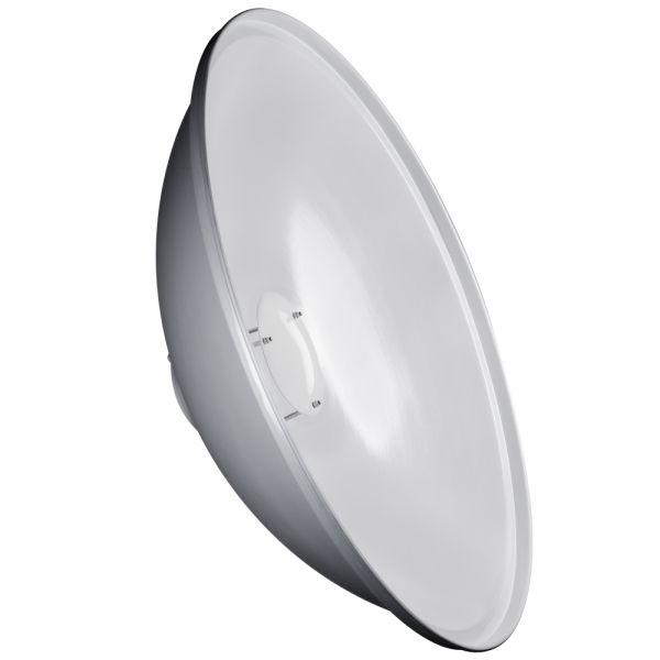 Miglior prezzo walimex pro Beauty Dish 50cm walimex pro eamp; K white -