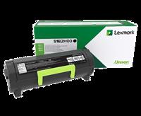 Lexmark Toner Schwarz 51B2H00 ~8500 Seiten Rückgabe-Druckkassette, extra hohe Kapazität