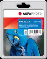 Agfa Photo Tintenpatrone Cyan APHP920CXL Agfa Photo ~800 Seiten 11ml Agfa Photo 920 XL (CD972AE)