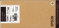 Epson Tintenpatrone schwarz (foto) C13T596100 T5961 350ml UltraChrome HDR Cartridge