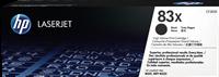 HP Toner schwarz CF283X 83X ~2200 Seiten