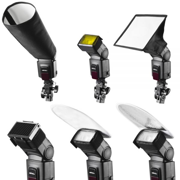 Miglior prezzo walimex pro System Flash Accessory Set -