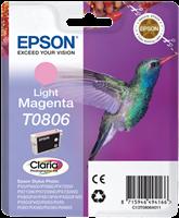 Epson Tintenpatrone magenta (hell) C13T08064011 T0806 ~685 Seiten 7.4ml