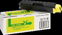 Kyocera Toner gelb TK-590y 1T02KVANL0 ~5000 Seiten