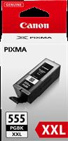 Canon Tintenpatrone Schwarz PGI-555pgbk XXL 8049B001 ~1000 Seiten 37ml