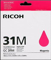 Ricoh Tintenpatrone magenta 405690 GC31M