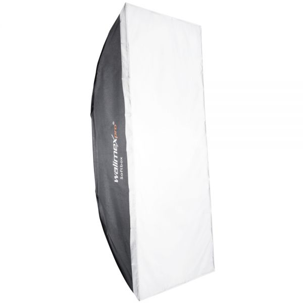 Miglior prezzo walimex pro Softbox II 75x150 cm -