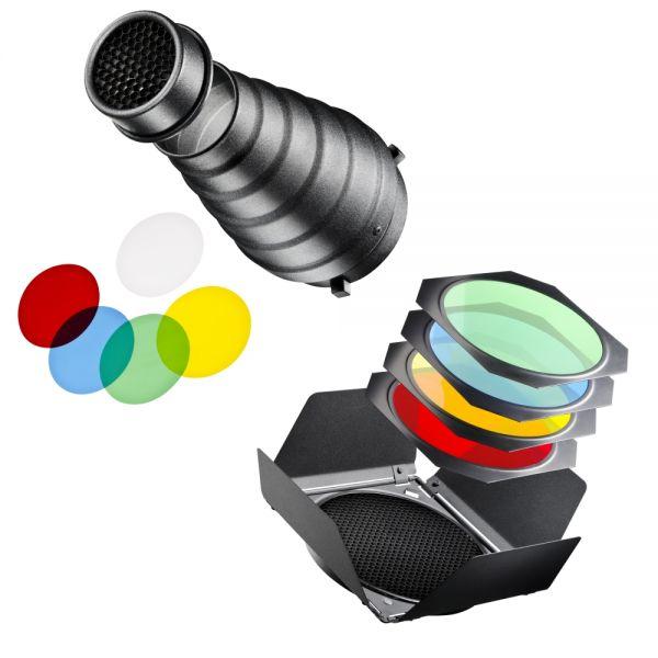 Walimex Lichtformer-Set für Walimex pro & K
