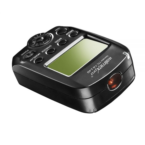 Walimex pro Operator TTL T-N Nikon f�r Mover 400 TTL