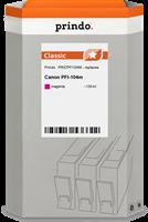 Prindo Tintenpatrone Magenta PRICPFI104M PFI-104 130ml Prindo CLASSIC: DIE Alternative, Top Qualität