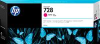 HP Tintenpatrone Magenta F9K16A 728 300ml