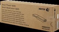 Xerox Toner cyan 106R02229 ~6000 Seiten hohe Kapazität
