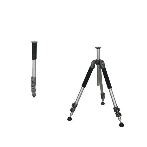 Walimex pro WAL-6702 Pro-Stativ+FT-1502 Einbein