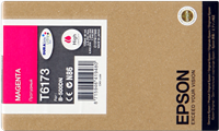 Epson Tintenpatrone magenta C13T617300 T6173 ~7000 Seiten 100ml hohe Kapazität