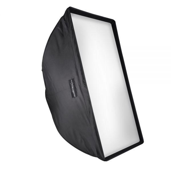 Walimex pro easy Schirmsoftbox 70x100cm