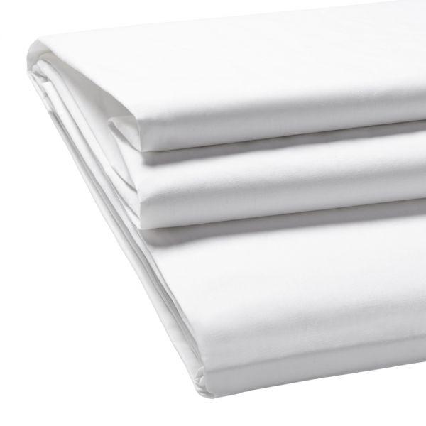 Walimex Stoffhintergrund 2,85x6m, uni weiß