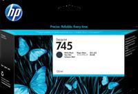 HP Tintenpatrone Schwarz (matt) F9J99A 745 130ml