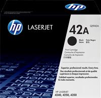 HP Toner schwarz Q5942A 42A ~10000 Seiten