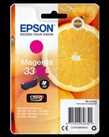 Epson Tintenpatrone magenta C13T33634012 T3363 ~650 Seiten C13T33634010