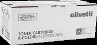 Olivetti Toner schwarz B0946 ~7000 Seiten