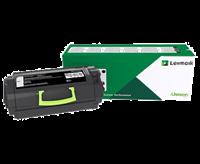Lexmark Toner Schwarz 53B2000 ~11000 Seiten Rückgabe-Druckkassette