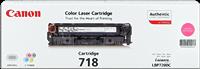 Canon Toner magenta 718 M 2660B002 ~2900 Seiten