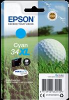 Epson Tintenpatrone Cyan C13T34724010 T3472 ~950 Seiten 10.8ml 34XL