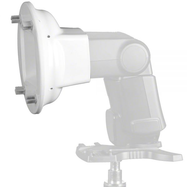 Zusatzadapter f?r Blitzvors?tze Nikon SB600/SB800
