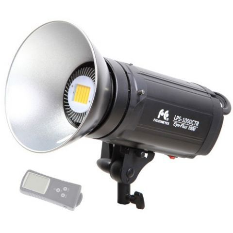 DEMO-Falcon Eyes Bi-Color LED Lampe Dimmbar LPS-1000CTR auf 230V