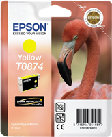 Epson Tintenpatrone gelb C13T08744010 T0874 11.4ml