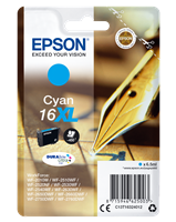 Epson Tintenpatrone cyan C13T16324012 T1632 ~450 Seiten 6.5ml C13T16324010