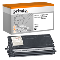 Prindo Toner schwarz PRTBTN5500 Prindo ~12000 Seiten kompatibel mit Brother TN-5500