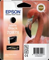 Epson Tintenpatrone schwarz (matt) C13T08784010 T0878 11.4ml