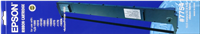 Epson Farbband schwarz C13S015022 7754 Gewebefarbband, 2 Millionen Zeichen