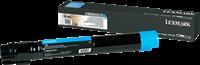 Lexmark Toner cyan X950X2CG ~22000 Seiten hohe Kapazität